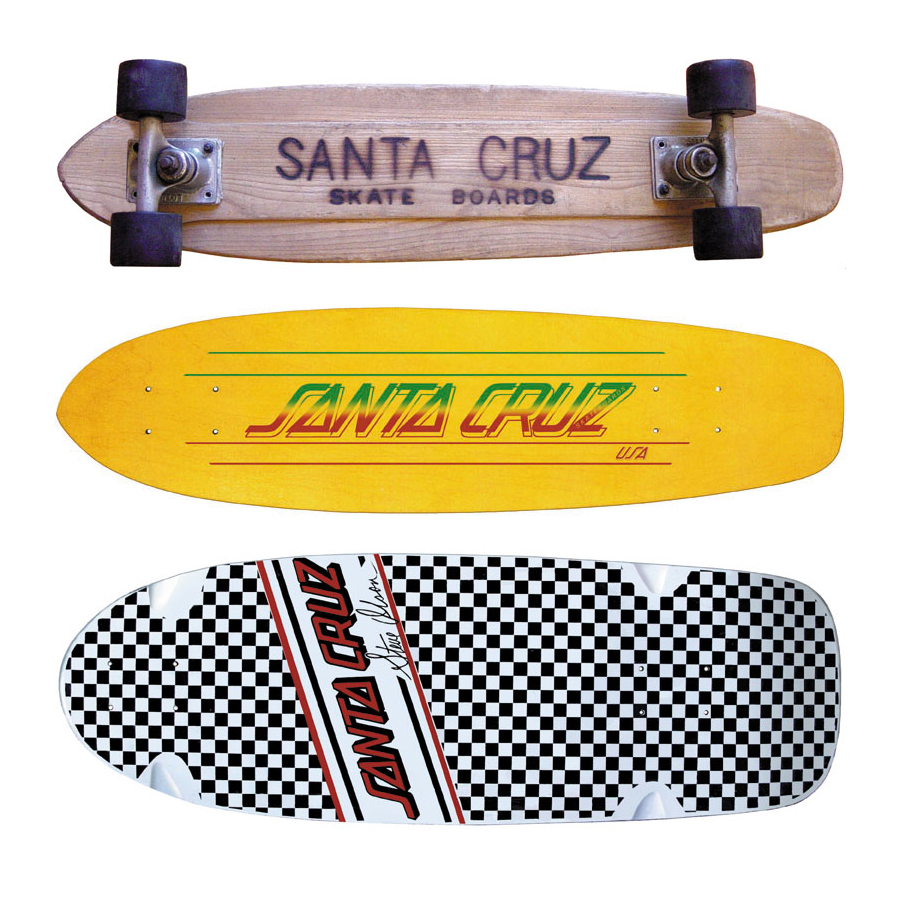 Skateboard art by Jim Phillips