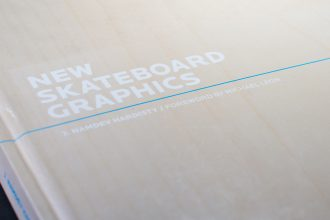 New Skateboard Graphics book