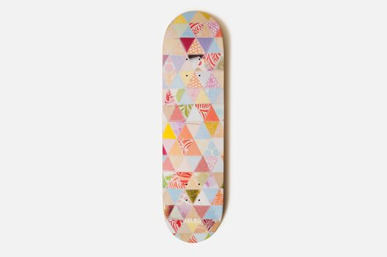 Thomas Campbell x Atlas Skateboard