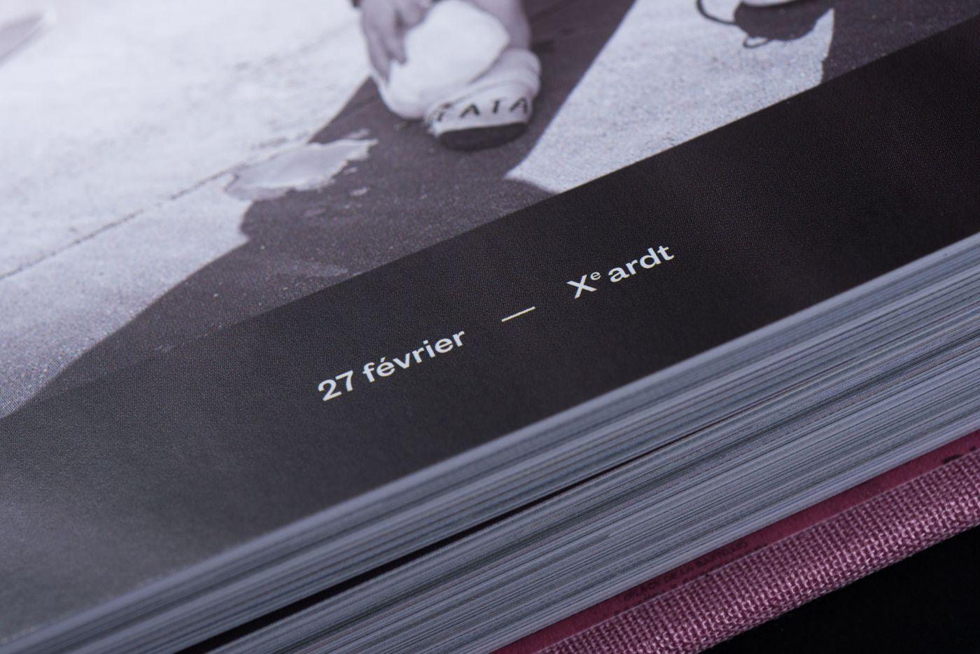 Livre De Paris Yearbook