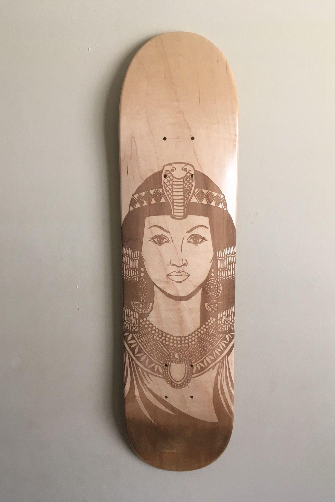 OG Queens cleopatra skate