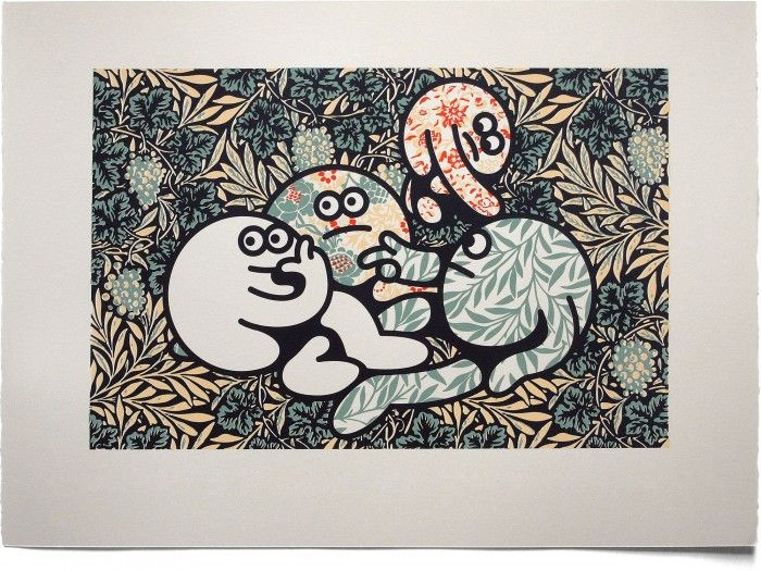 James Jarvis art